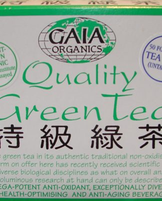 Gaia Organics Green Tea