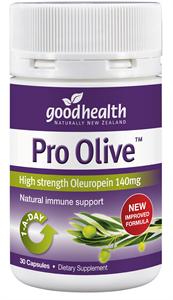 Good Health Pro Olive 30 caps
