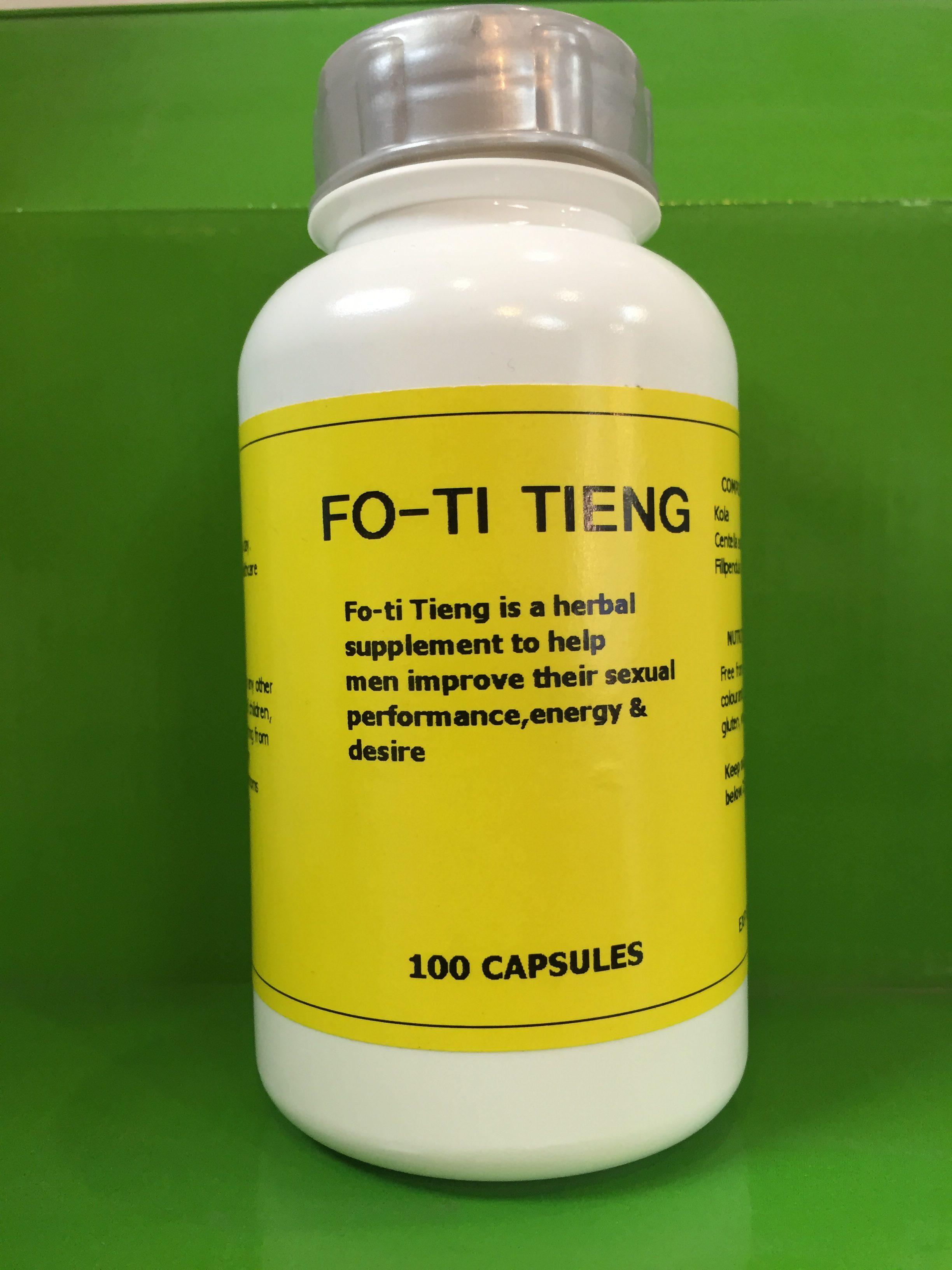 Feel Healthy Fo-Ti Tieng