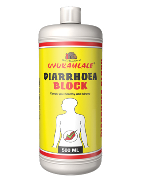 Feel Healthy Uvukahlale Diarrhoea Block 500ml