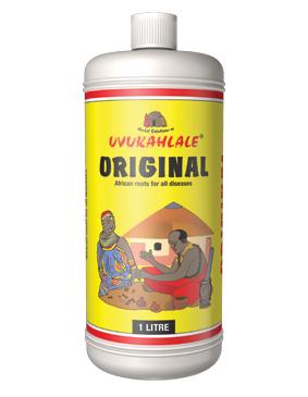 Feel Healthy Uvukahlale Original 1L