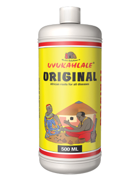 Feel Healthy Uvukahlale Original 500ml