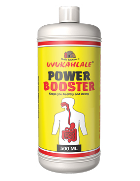 Feel healthy Uvukahlale Power Booster 500ml