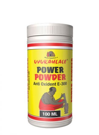 Uvukahlale Power Powder Feel healthy