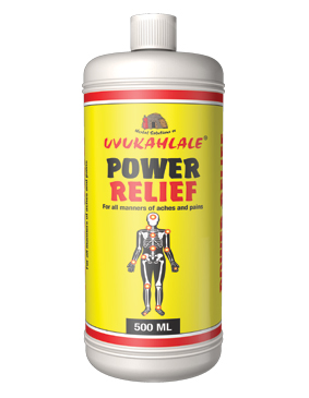 Feel Healthy Uvukahlale Power Relief 500ml