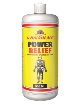 Feel Healthy Uvukahlale Power Relief 500ml