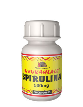 Feel Healthy Uvukahlale Spirulina