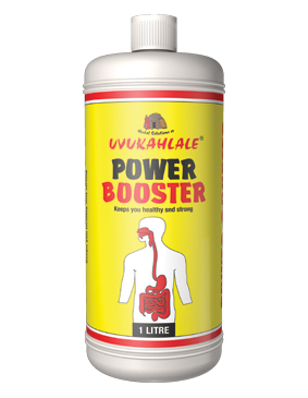 Feel healthy Uvukahlale Power Booster 1L