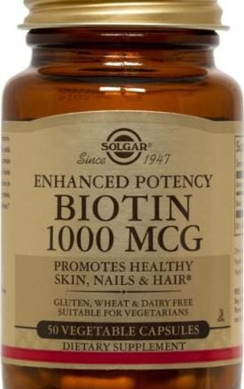Solgar Biotin 1000mcg