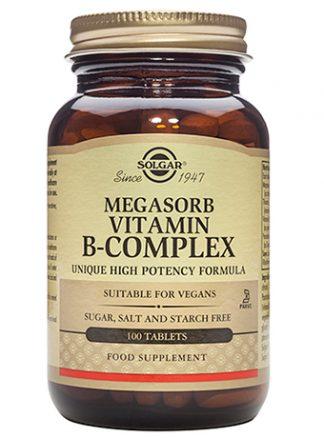 Solgar Megasorb Vitamin B Complex