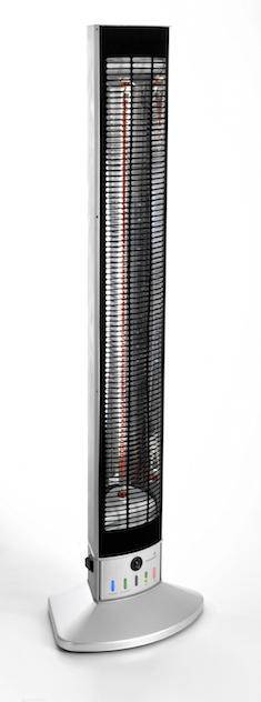Feel Healthy GAEA infrared Indoor and Outdoor Patio Heater