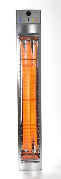 Feelhealthy Vermount Infrared Indoor and Outdoor Patio Heater