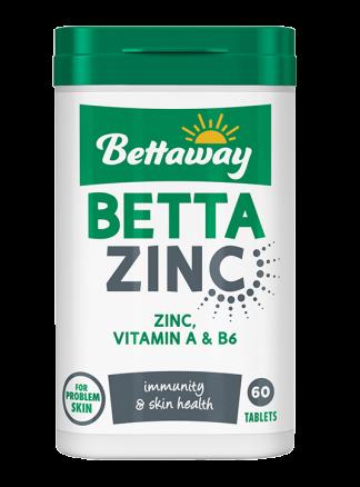 Bettaway Betta Zinc