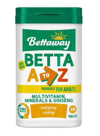 Bettaway Betta A-Z 30
