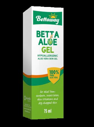 Betta Aloe Gel