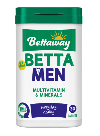 Bettaway Betta Men