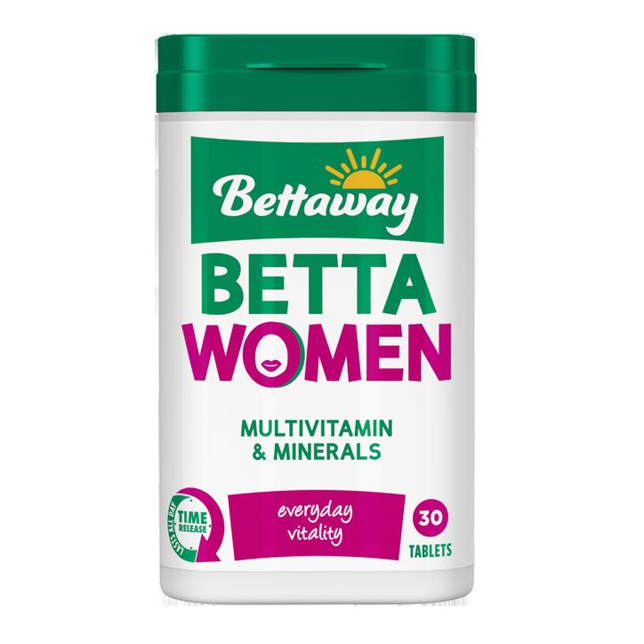 Bettaway Betta Women