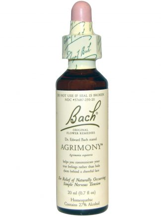 Feel Healthy Bach Agrimony