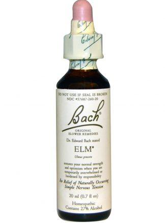 Bach remedy elm