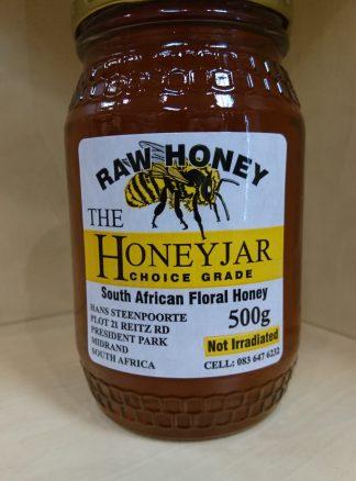 Feel Healthy Raw Honey