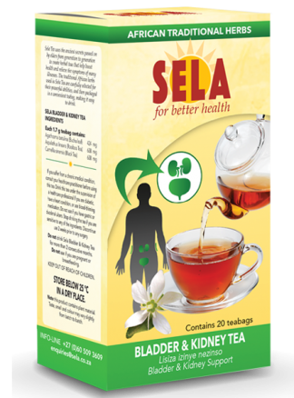 Feelhealthy Sela Kidney & Bladder Tea
