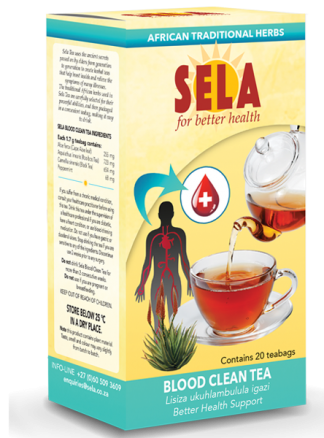 Feelhealthy Sela Blood Clean Tea