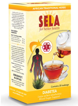Feelhealthy Sela DiabeTea