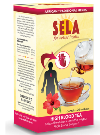 Feelhealthy Sela High Blood Tea