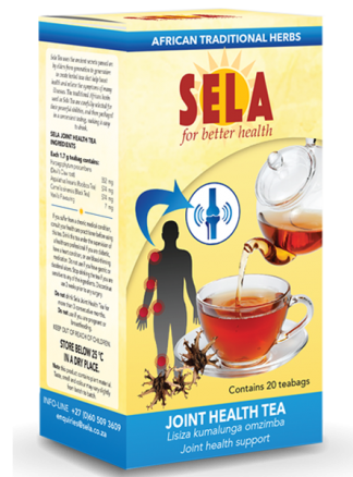 Feelhealthy Sela Joint Health Tea