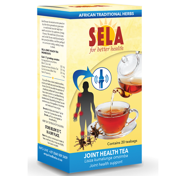 Feelhealthy Sela Joint Health Tea