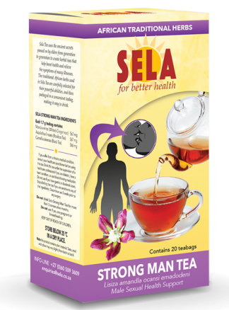 Feelhealthy Sela Strong Man Tea