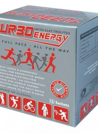 Feel healthy Turbo Energy Sachets