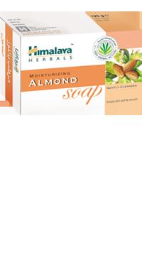 Feel Healthy Himalaya Moisturizing Almond Soap