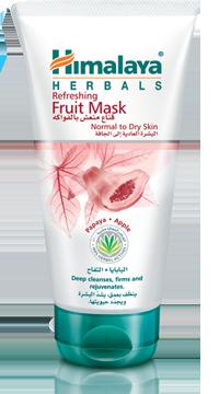 Feel Healthy Himalaya Refreshing Fruit Mask 75 ml