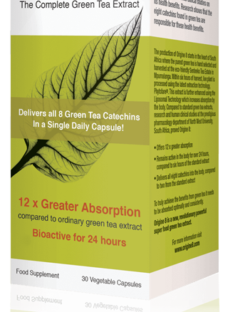 Origine 8 Complete Green Tea Extract