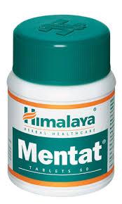 Himalaya Mentat 50 tablets