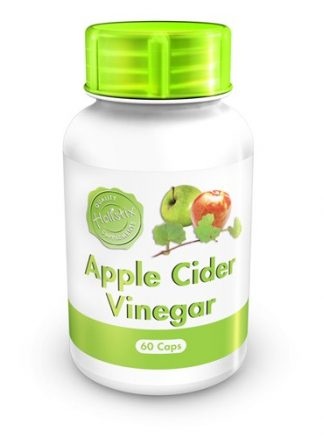 HOLISTIX APPLE CIDER VINEGAR PLUS 60 CAP