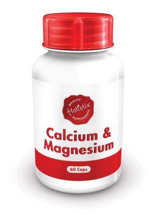 HOLISTIX CALCIUM & MAGNESIUM PLUS (V2) 60 CAP