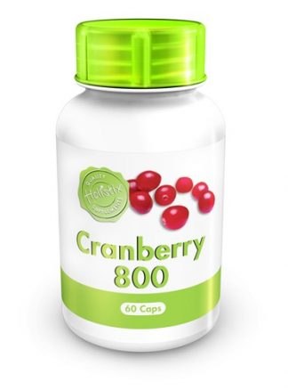 HOLISTIX CRANBERRY 800 60 CAP