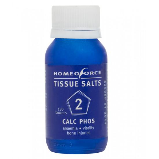 Homeoforce Tissue Salt 2 Calc Phos
