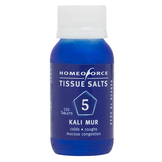 Homeoforce Tissue Salt 5 Kali Mur