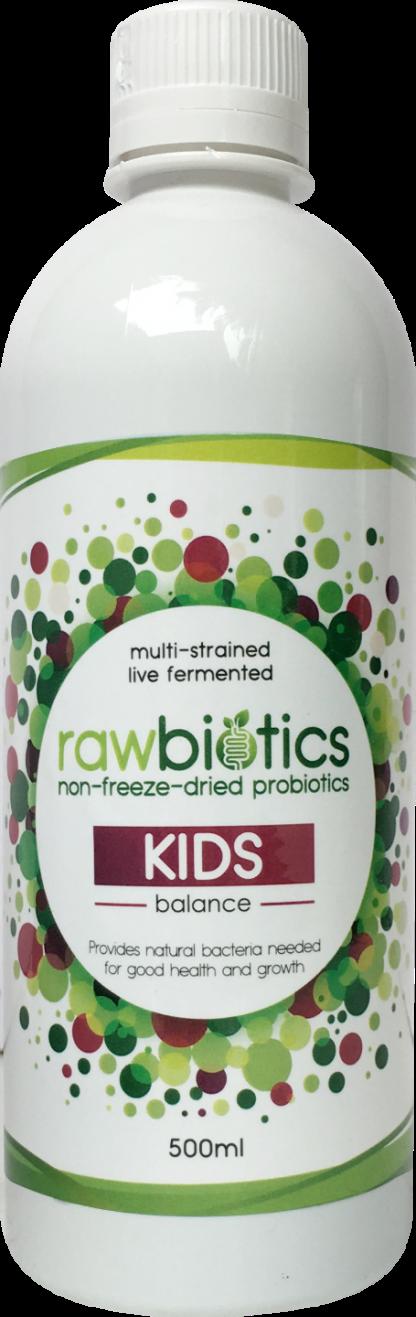 RAWBIOTICS KIDS – 500ML