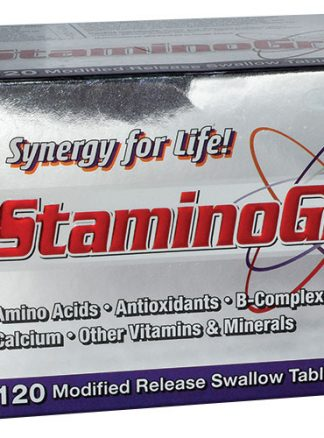 StaminoGro 120 Tablets