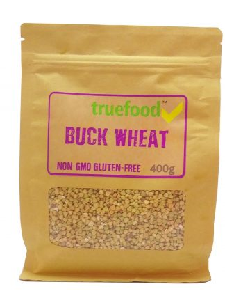 True Food Buckwheat 400g
