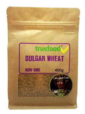 True Food Bulgar Wheat 400g