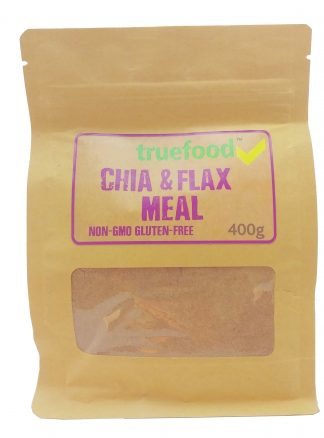 True Food Chia and Flax Meal 400g