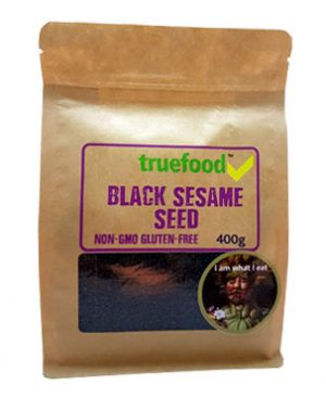 True Food Black Sesame Seed 400g