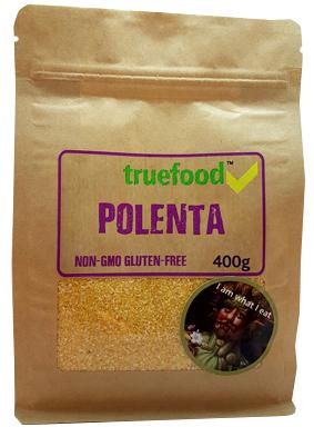 True Food Polenta 400g