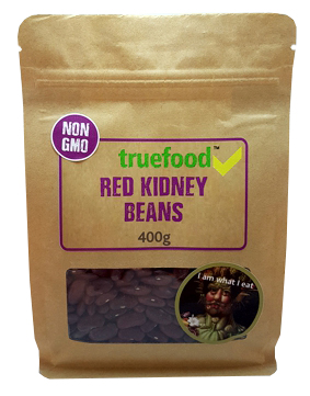 True Food Red Kidney Beans 400g