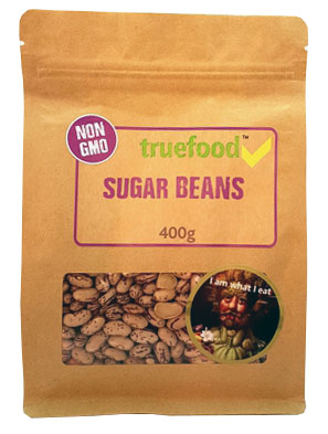 True Foods Sugar Beans 400g